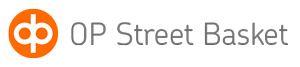 OP Street Basket | OP Katukoris